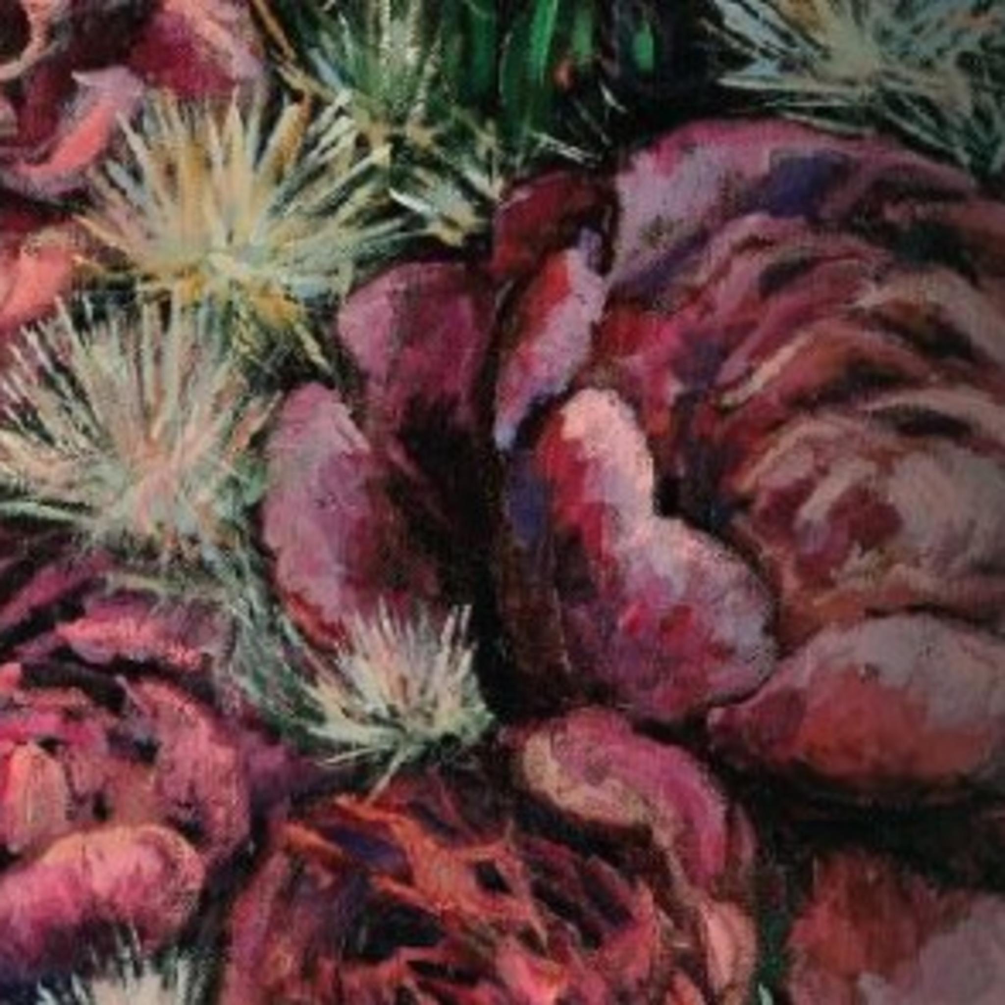 Выставка Тамиллы Гасановой «Мгновение красоты»