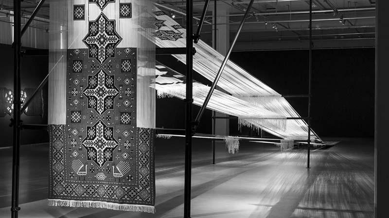 Инсталляция Фаига Ахмеда