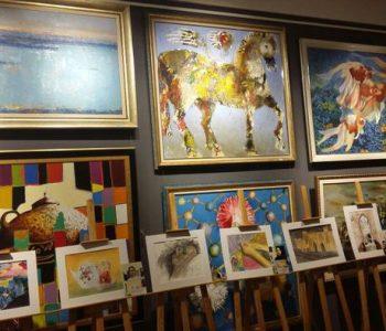 Выставка рисунков детей из США «С любовью к Азербайджану»