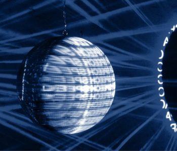 Световая инсталляция Миши Кубалля «Space – Speech – Speed»