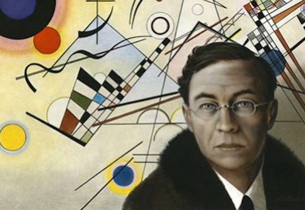 """Lecture by Rustam Guseinov """"Abstraction of Vasily Kandinsky: Quest for Spirituality"""""""